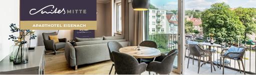 Hotel in Eisenach – Suites MITTE